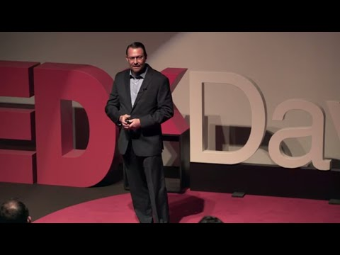 Clean Drinking Water For All | Oscar Bravo | TEDxDavenport