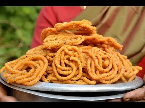 Kai Murukku | Crunchy South Indian Snack