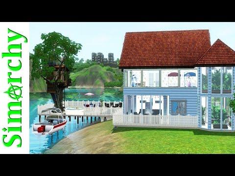 The Sims 3 House Tour - Merman Mermaid Beach Home in Isla Paradiso - Island Paradise Expansion Pack