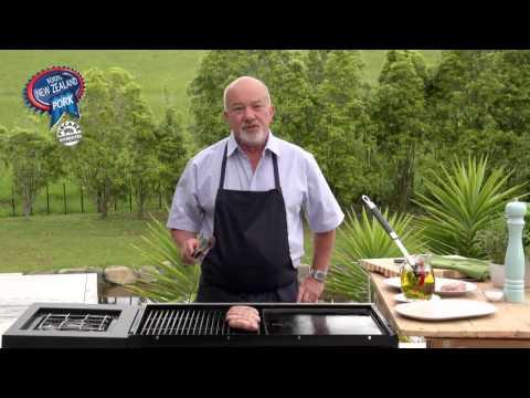 Grilling 100% NZ Pork Sausages