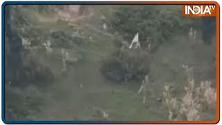 Watch: Pakistan army retrieve bodies of killed personnel showing white flag in Hajipur sector
