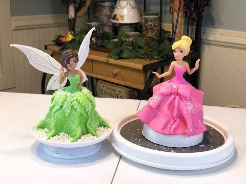 MAKING PRINCESS CAKES WITH CHAD