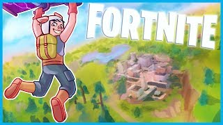 *NEW* TOWNS and MAP LOCATIONS in Fortnite: Battle Royale! (Fortnite LIVE w/ I AM WILDCAT & Friends!)