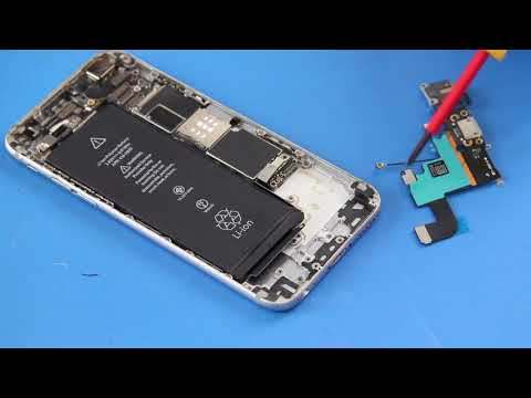 iPhone 6 Repair - How to Replace the Charging Port & Headphone Jack