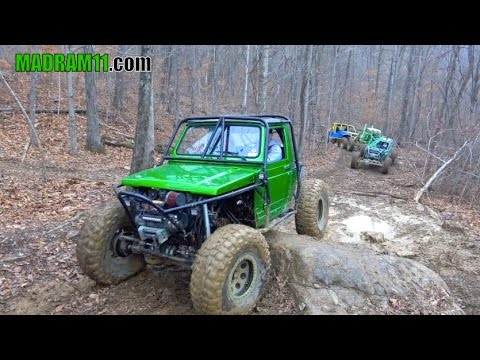 TRAIL RIDING ADVENTURE OFF-ROAD PARK NEW YEARS WEEKEND