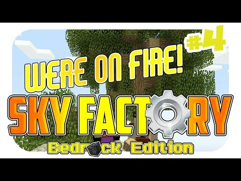 Minecraft: Ultimate Sky Factory #4