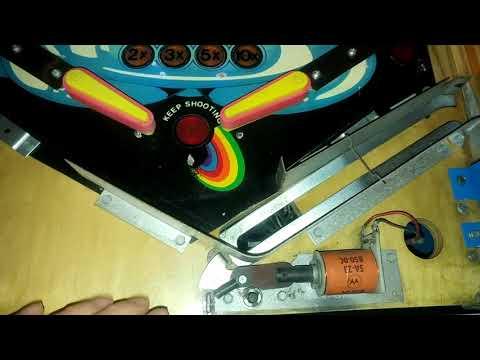 Williams Time Fantasy Pinball Fixup (Part 2)