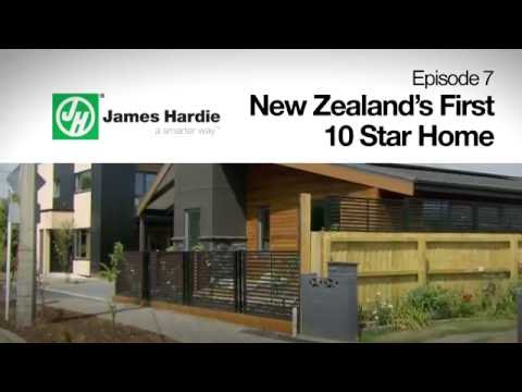 New Zealand's First 10 Star Home