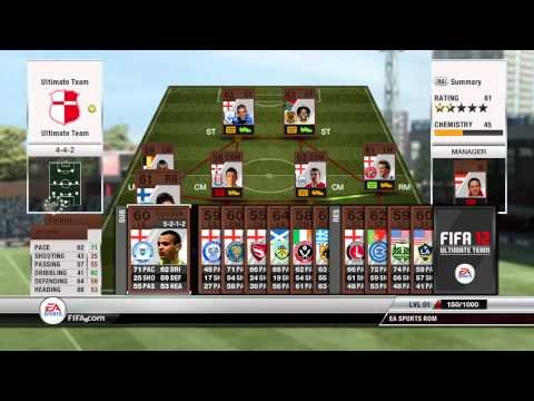 FIFA12 Ultimate Team | Getting Started
