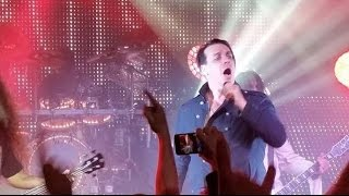 Download Pain ft. LINDEMANN - Praise Abort Live Hamburg 09.11.2016 (Multicam) HD Video