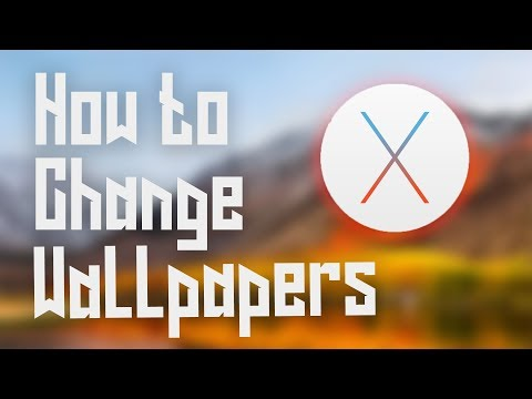 Master Your Mac - How to change your wallpaper on macOS (10.9 - 10.13+)