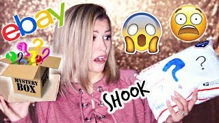 EBAY MYSTERY BOX UNBOXING!!! (Can