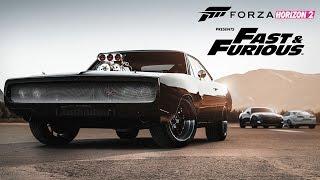 FORZA HORIZON 2 - Fast and Furious 7 DLC (Xbox One) || Gameplay Español