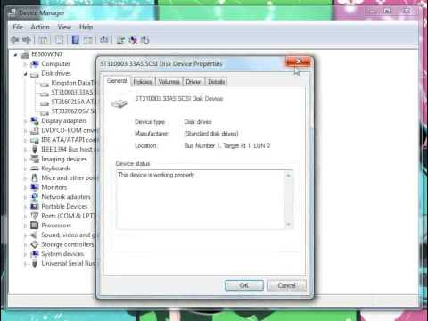 Windows 7 b7048  / Windows Vista: device manager close button bug