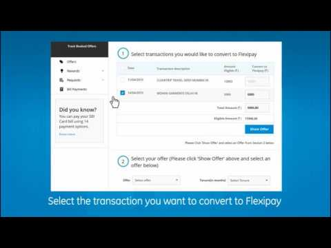How to convert your big purchases into EMI using Flexipay