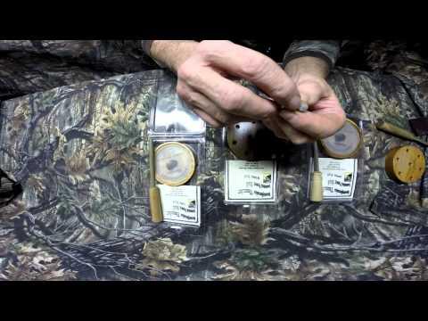 Pennsylvania Thunder Handmade Wood Turkey Calls