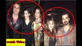 Parties Pictures of Pakistani Celebrities Leak.