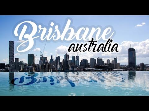 Brisbane • Australia | Travel Vlog