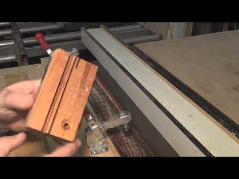 Chapter 11 Making the fret board