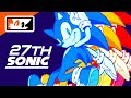 Full Coverage Of The Sonic 27th Birthday Party At Tokyo Joypolis