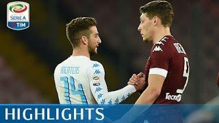 Napoli - Torino - 5-3 - Highlights - Giornata 17 - Serie A TIM 2016/17