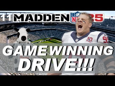 Madden NFL 25 Ultimate Team ep. 11 - Clutch Game Winning Drive