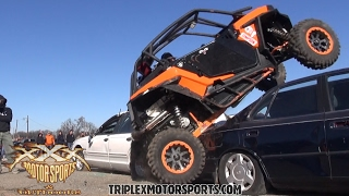 CAN YOUR RZR DO THIS??