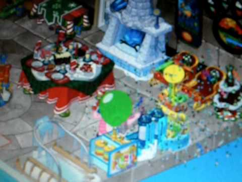 Tour of my Webkinz house