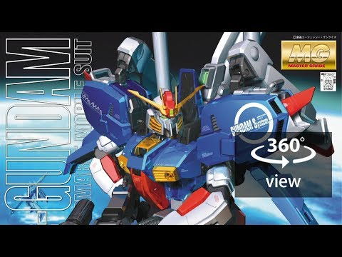 [360°Degree] MG 1/100 MSA-0011 S Gundam