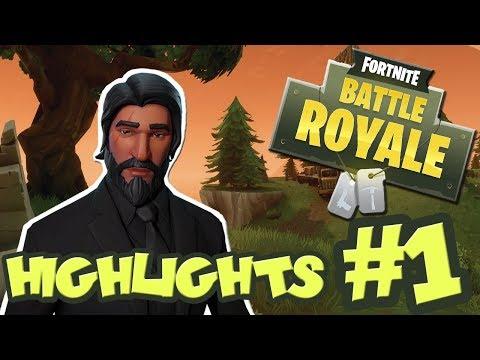 [Voxal] Fortnite: Battle Royale || Highlights #1