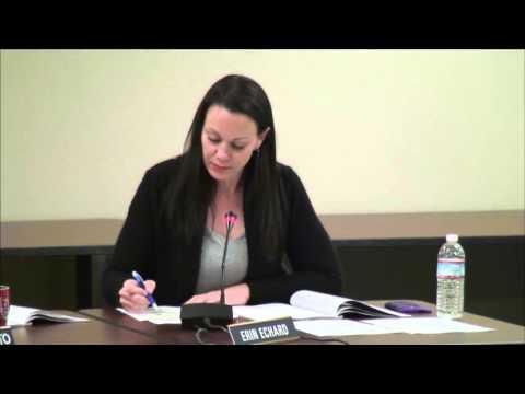 Executive Committee Meeting February 4, 2016