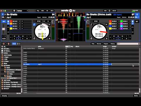 #DJDivineJustice uses Ableton Live to chop samples for Serato DJ #wtgtf Chopping Tutorial