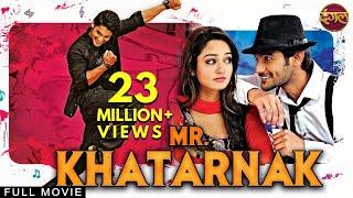 Mr khatarnak (2019) New Released Hindi Dubbed Full Movie   Aadhi, Shanvi Dubbed Blockbuster Movie