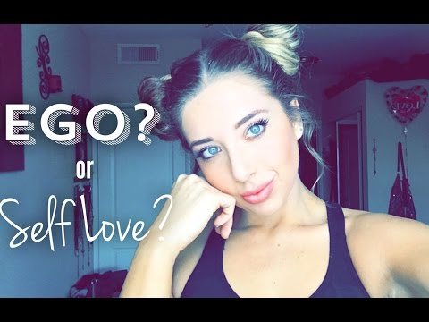 The Ego vs Self Love and Confidence- How to LOVE yourself NOW