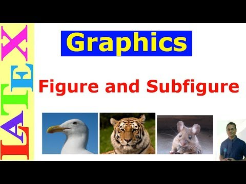 Figure and Subfigure in LaTeX (Latex Tutorial, Episode-07, revamped)