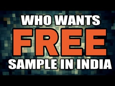 How To Get Unlimited Free Samples Worth Rs.400+Proof (Free Shipping)