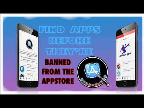 FIND THESE APPS BEFORE THEY ARE BANNED
