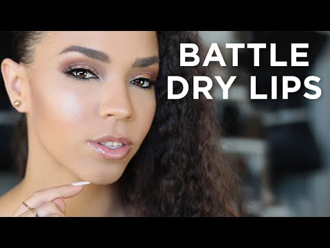 How To: Battle Dry Lips