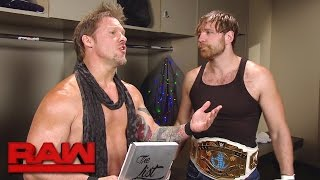 "Dean Ambrose asks to be taken off ""The List of Jericho"": Raw, April 24, 2017"