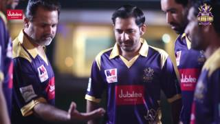 BTS action from the making of QG PSL 2017 Anthem & TVC