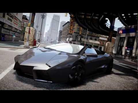 GTA IV - Lamborghini Reventon