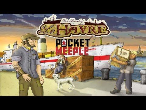 Le Havre (iOS) - Pocket Meeple Plays