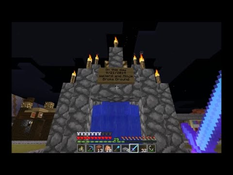 Lets Play SMP Minecraft with TheWalterd61 - Episode 1 - Tour Time!
