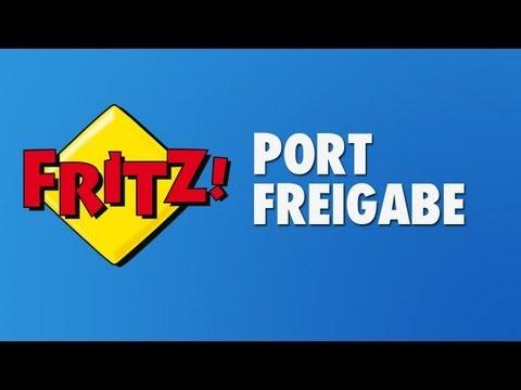 FritzBox Ports freischalten [Deutsch/German]