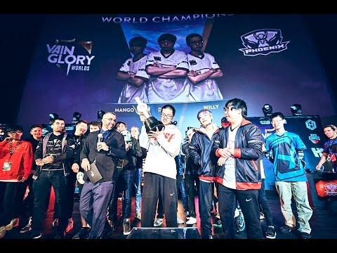DAY3:Vainglory(ベイングローリー)World Championships