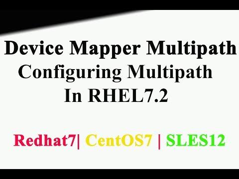 Configure Multipath In Redhat Enterprise Linux Server 7 | Native Maltipathing | RHEL 7 |CentOS7