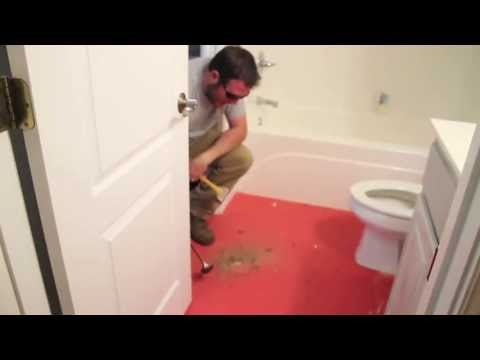 Removing Ceramic Tile | How to Remove Tile | Removing Tile Floor