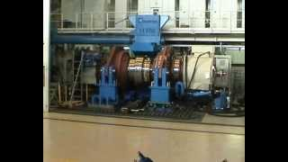 Winergy Hybriddrive - Prototype Testing - Successfully