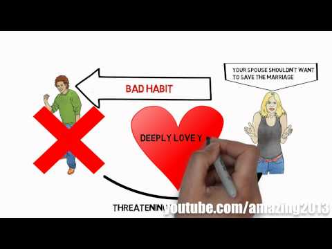 How To Save A Marriage, Don't Do ANYTHING Before You See This Free Video!
