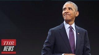 Barack Obama Pens Time 100 Profile for Parkland Shooting Survivors | THR News